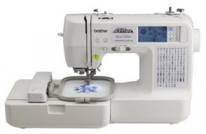 Brother Project Runway Computerized Embroidery and Sewing Machine